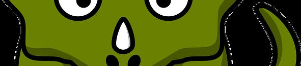 grønt ansigt